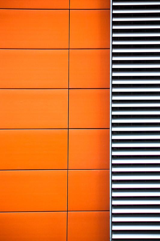orange-cladding-metal-shutters